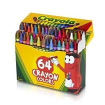 Crayola Crayons 64 Ct (52-0064)