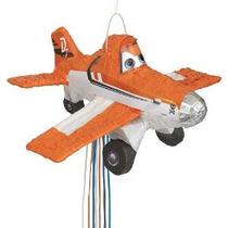 Disney Planes Piñata Pull-string