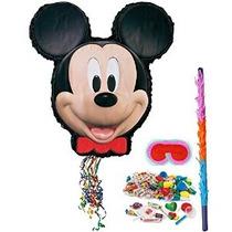 Kit De Disney Mickey Mouse Piñata