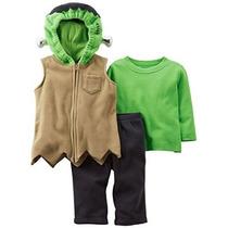 Carters Niños Bebés Frankenstein De Vestuario