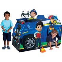 Casa De Juego Paw Patrol Chase Police Truck Playhouse