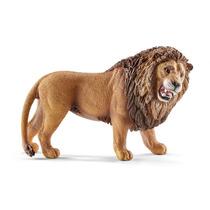 León Figurita - Schleich Heno Mundo De La Naturaleza Granja