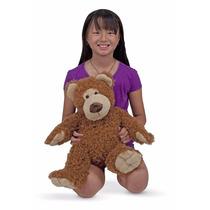 Tb Oso De Peluche Melissa & Doug Big Roscoe Bear