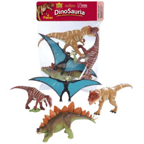 Animal De Juguete Figuras - Wild Republic Dino Polybag