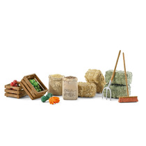 Juguete Alimentos Set - Schleich Rss Mundo De La Naturaleza