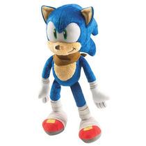 Sonic 12 Pulgadas Hablar Felpa Figura