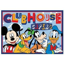 Disney Mickey Mouse Clubhouse Alfombra - 31 1/2