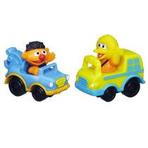 Sesame Street 2-pack Vehículos - Big Bird Y Ernie