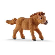 Pony - Schleich Mini Shetty Potro Mundo De La Naturaleza Gra