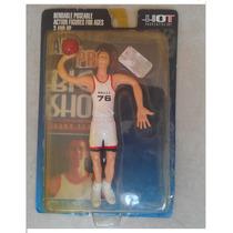 Nbl 76ers/sixers Filadelfia Shawn Bradley Flexible Figure