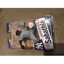 Ny Yankees Cc Sabathia Gris Con Trofeo # 388 De 1500 Beis
