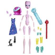 Monster High Create-a-monster Color-me-creepy Hombre Lobo St