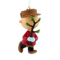 Navidad De Brown Hallmark Peanuts Charlie De Reyes Magos