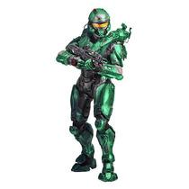 De Halo Serie 5 1-6 Pulgadas Spartan Técnico Figura
