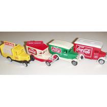 Camiones Camion Repartidor De Coca Cola Kenner Vintage
