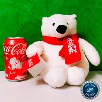 * Oso De Peluche Colección Coca Cola 2015 Oficial