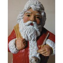 Figura Santa Claus 1872 Retro Vintage Navidad Christmas