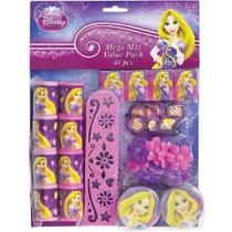 Rapunzel Favorecer Paquete (48) Suministros De La Fiesta De