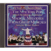 The New York Pops: Magical Melodies From Great Musicals Usa