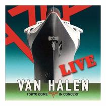 Tokyo Dome In Concert / Van Halen / 2 Discos Cd 25 Canciones