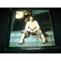 Carole King - One To One Lp Vinil Importado 1a Ed. 1982