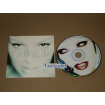 Thalia Amor A La Mexicana 1997 Emi Music Cd