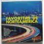Favoritas De Norteamerica Orquestas Varias 1 Disco Lp Vinil