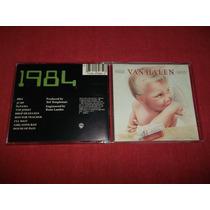 Van Halen - 1984 Cd Imp Ed 1990 Mdisk