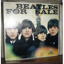 The Beatles Lp Beatles For Sale Sello Verde Lp Nacional