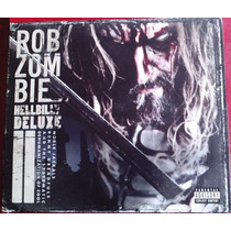 Rob Zombie Hellbilly Deluxe Cd/dvd Ed Digipak Made In U.s.a.