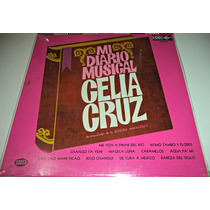 Lp Celia Cruz Con La Matancera / Mi Diario Musical / Nuevo