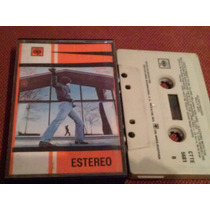 Billy Joel Cassette Glass Houses Titulos Ingles Español Pm0