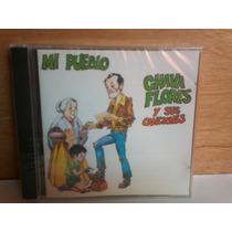 Chava Flores Y Sus Canciones. Mi Pueblo. Cd.