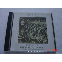 The Beatles John Lennon: Happy Xmas (war Is Over) Cd Single