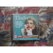 Thalia Cd Original Edicion El Periodico El Metro Nuevo