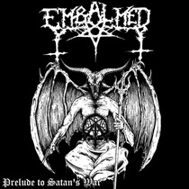 Embalmed - Prelude To Satan´s War - Cd Black Death Metal Mx