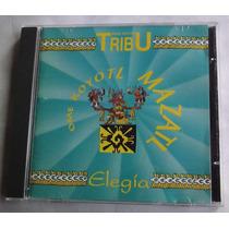 Musica Eclectica Tribu Ome Koyotl Mazatl Elegia Cd Raro 1993