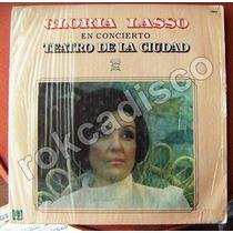 Españoles, Gloria Lasso, Teaotro De La Ciudad, Lp 12´, Rm4