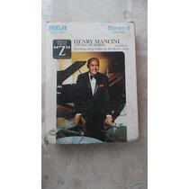Henry Mancini En Cartucho De 8 Track
