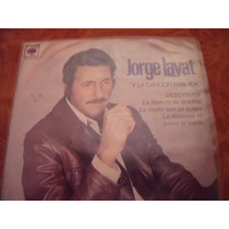 Ep Jorge Lavat Y La Cancion Hablada, Envio Gratis