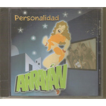Arrayan - Personalidad ( Rock Latino Guadalajara) Cd Single