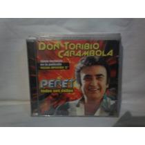Peret. Don Toribio Carambola. Cd.