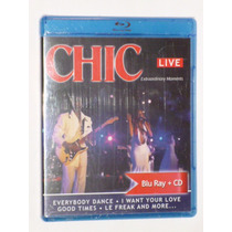 Chic - Live Blu Ray + Cd