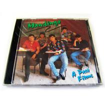 Mandingo / A Paso Firme Cd Nuevo Raro Fonovisa 1993