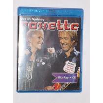 Roxette - Live Blu Ray + Cd