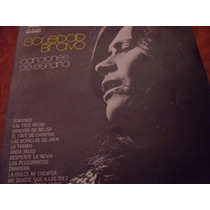 Lp Soledad Bravo Canciones De España, Envio Gratis