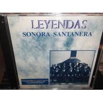 Sonora Santanera Leyendas Cd Sellado