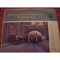 Lp Estudiantina De La Universidad De Guanajuato Vol 2