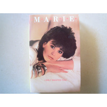 Marie Osmond Casette I Only Wnted You