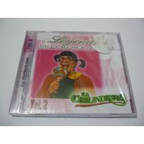 La Chilindrina Leyendas De La Musica Popular Vol 2 Cd